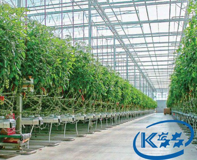 سیستم کنترل هوشمند اقلیم گلخانه